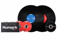 Numark Virtual Vinyl prg do miks. obrazu i dźwięku