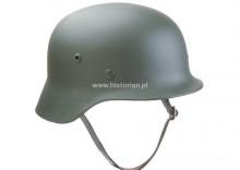Hełm niemiecki z II Wojny Światowej