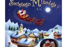 Sanie Świętego Mikołaja i 4 trasy [opr. kartonowa]