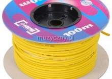 Klotz MY206 kabel mikrofonowy, żółty