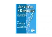 Język Polski w Gimnazjum 11/12 numer 4 + PREZENT + ZAKŁADKA