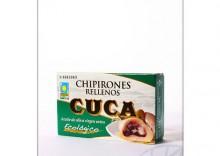 Cuca: kałamarnica w oliwie z oliwek BIO - 115 g