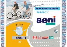 Majtki chłonne Seni Active Normal 1 Small 10szt