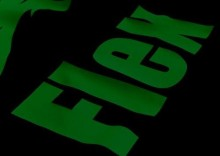 Folia transferowa Argo Flex zielona - m. b