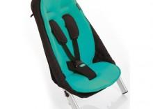Wkładka do siedziska philandteds Small Cushy Ride kolor: blue