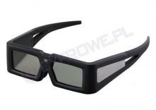 Casio Okulary 3D czarne
