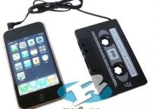 Adapter transmiter kaseta cd iPod iPhone mp3
