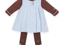 Komplet - sukienka i bluzka