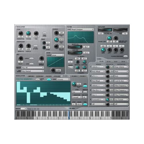 Sampler Emulator X3 Upgrade A