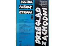 Przegląd Zachodni 4/2007 Polacy - Niemcy. Inicjatywy obywatelskie
