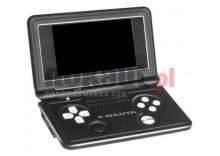 Konsola MANTA MP5 Player Gamester