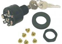 Stacyjka zapłonu z kluczykiem OMC - MP39760