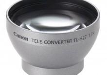 Canon TL-H27 - Telekonwerter z gwintem 27 mm