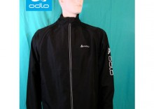 ODLO Kurtka Jacket zip-off TWIN II Bravura - black - męska