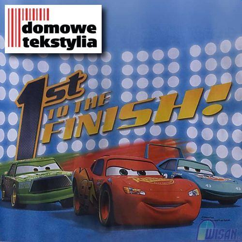 Firanka Cars Finish wysokość 160 cm