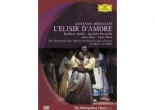 Levine, Battle, The Metropolitan Opera - DONIZETTI:L'ELISIR D'AMORE