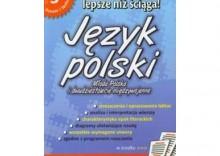 Lepsze Niż Ściąga Język Polski Część 3 [opr. miękka]