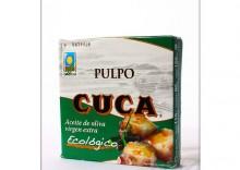Cuca: ośmiorniczka w oliwie z oliwek BIO - 115 g