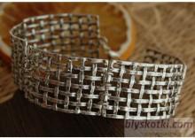 BALCO - srebrna bransoleta