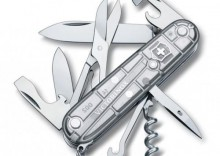 Scyzoryk Victorinox Climber Silver Tech 1.3703.T7