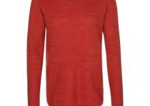 Ljung ASHTON Sweter czerwony