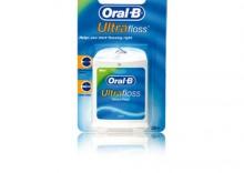 Nić dentystyczna Oral-B Ultra Floss