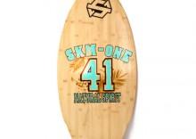 "Skimboard SKIMONE Natural Spirit 41"""