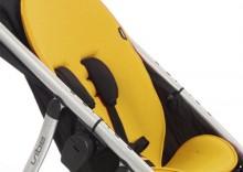 Wkładka do siedziska philandteds Cushy Ride kolor: yellow