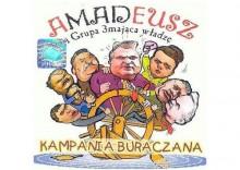 Amadeusz i Grupa 3Majaca Wladze - KAMPANIA BURACZANA
