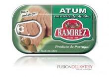 Stek z tuńczyka w oliwie z oliwek puszka, 120g
