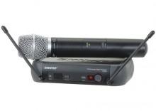 System bezprzewodowy z mikrofonem Shure PGX24/SM86
