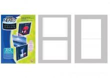 Wkładki matowe do pudełek na CD