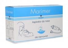 Aspirator do nosa dla niemowląt Marimer