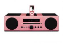 Yamaha MCR - 040 różowy