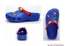 Klapki, sandałki dziecięce Don Vito - niebieskie