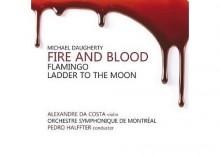 Da Costa,alexandre/halffter,pe - DAUG:FIRE&BLOOD/FLAMINGO/LADDE