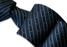 Krawat z microfibry Venzo 297