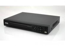 Rejestrator 8 kanałowy z kompresją H.264 , 200 kl/s, VGA, BCS-0804LE-AS