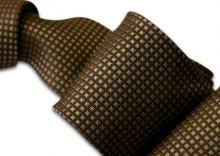 Krawat z microfibry Venzo 300