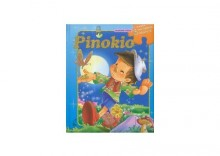 Bajkowe puzzle Pinokio, wyd. Wilga, 2009
