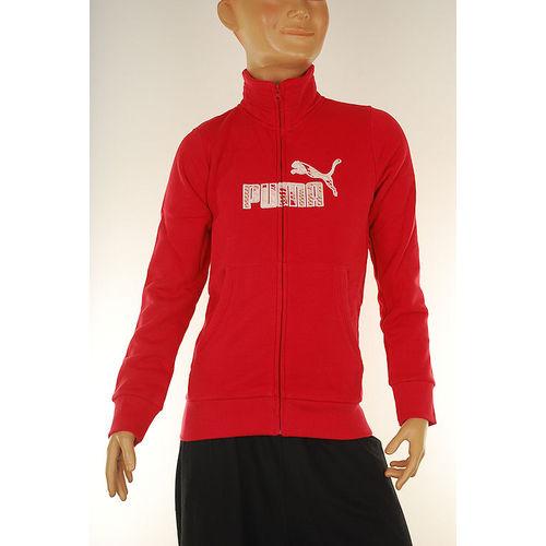 Puma Bluza Dziecięca Sweat Jacket