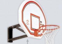 Zestaw do koszykówki tablica 569 Sure Shotz regulacją wysokości
