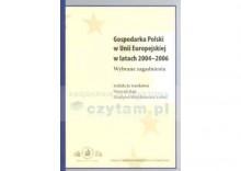 Gospodarka Polski w Unii Europejskiej w latach 2004-2006 Wybrane zagadnienia