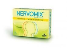 Nervomix 20 kaps. twarde G
