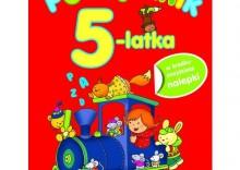 Podręcznik 5-latka [opr. broszurowa]
