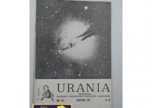 URANIA NR 10, PAŹDZIERNIK 1972