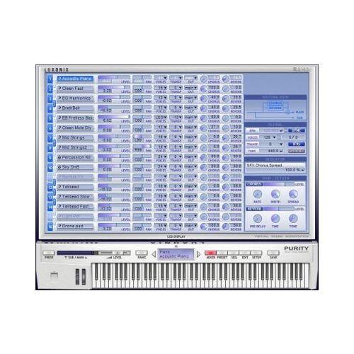 Syntezator wirtualny Purity - ESI