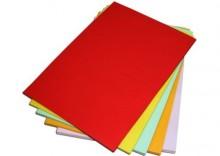 Papier Color - MIX 5 KOLORÓW - A4, 70-90g/m2, 250 arkuszy