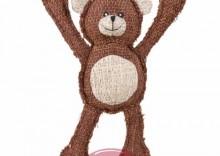 Trixie Zabawka z Juty Miś 25cm