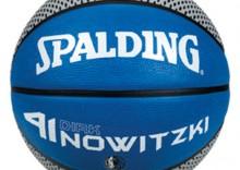 Piłka Spalding Playerball Dirk Nowitzki '12